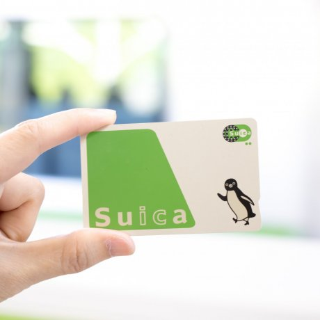 Guide to Suica Cards