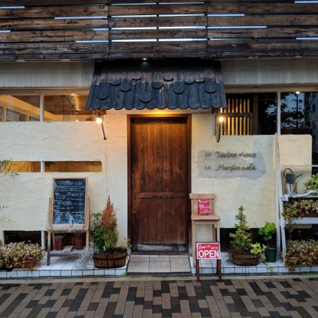 Morpho Cafe: thuần chay ở Kyoto
